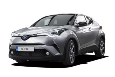 Toyota C-HR Hatchback 1.2T Design 5dr CVT AWD 18 Business Contract Hire 6x35 10000