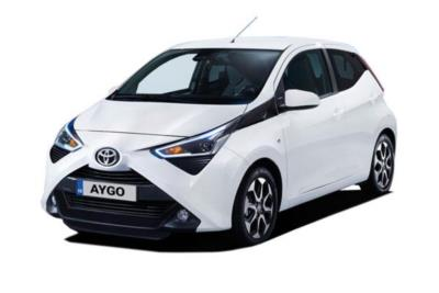 Toyota Aygo Hatchback 1.0 Vvt-i X-Play 5dr Business Contract Hire 6x35 10000
