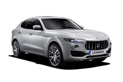 Maserati Levante Diesel V6d 3.0 GraLusso 5dr Auto Business Contract Hire 6x35 10000