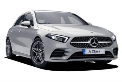 Mercedes Benz A Class Hatchback A200 Sport 5dr Business Contract Hire 6x35 10000