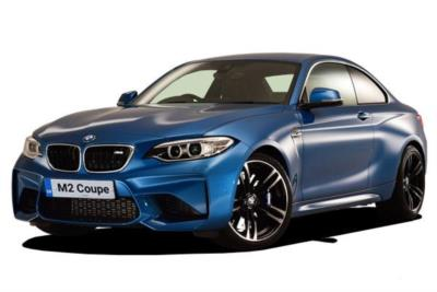 Bmw M2 Coupe M2 Competition Pack 2dr Mt Business Contract Hire 6x35 10000