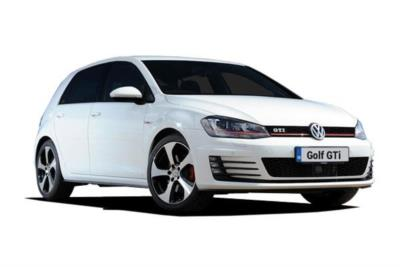 Volkswagen Golf Hatchback 2.0 Tsi 230ps GTi 5dr 6Mt Business Contract Hire 6x35 10000