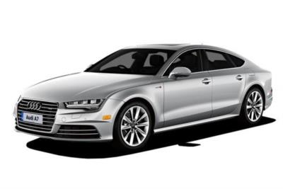 Audi A7 Diesel Sportback 45 TDi Quattro Sport 5dr Tip Auto Business Contract Hire 6x35 10000