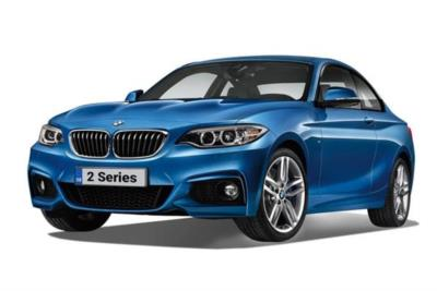 Bmw 2 Series Coupe 218i 136ps M Sport 2dr (Nav) Step Auto Business Contract Hire 6x35 10000
