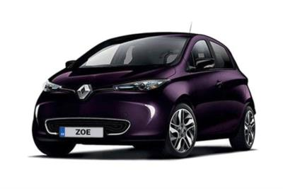 Renault Zoe Hatchback 80kW i Dynamique Nav R110 40kWh 5dr Auto Business Contract Hire 6x35 10000