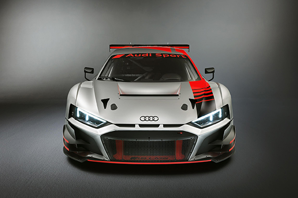 New Audi R8 LMS premieres at Paris Motor Show
