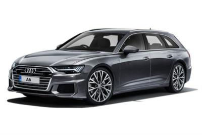 Audi A6 Diesel Avant 40 Tdi S-Line 4dr S Tronic [Tech Pack] Business Contract Hire 6x35 10000
