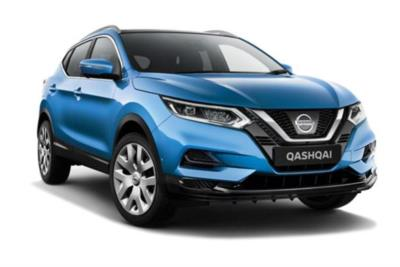 Nissan Qashqai 1.3 DiG-T Visia [Smart Vision Pack] 5dr Business Contract Hire 6x35 10000
