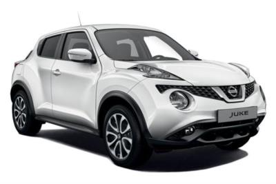 Nissan Juke Hatchback 1.6 Tekna 5dr Xtronic [Bose] Business Contract Hire 6x35 10000