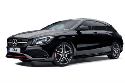 Mercedes Benz CLA Class Shooting Brake 200 AMG Line Edition 5dr Tip Auto Business Contract Hire 6x35 10000