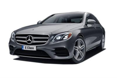 Mercedes Benz E Class Diesel Saloon E220d 194ps 4Matic AMG Line Premium 9G-Tronic Auto Business Contract Hire 6x35 10000