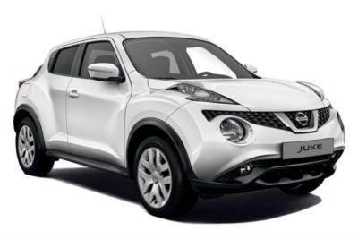 Nissan Juke Hatchback 1.6 Visia 5dr Business Contract Hire 6x35 10000