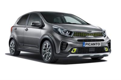 Kia Picanto Hatchback 1.25 X-Line  5dr Auto Business Contract Hire 6x35 10000