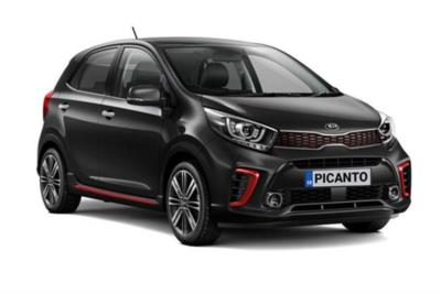 Kia Picanto Hatchback 1.0 GT-Line 5dr Business Contract Hire 6x35 10000