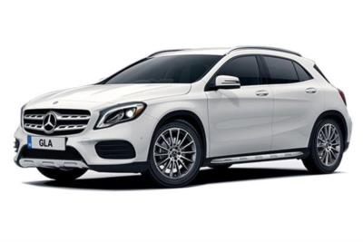 Mercedes Benz GLA Class Hatchback 180 122ps Urban Edition 5dr Business Contract Hire 6x35 10000