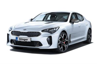Kia Stinger Diesel Gran Turismo 2.2 Crdi GT-Line 5dr Auto Business Contract Hire 6x35 10000