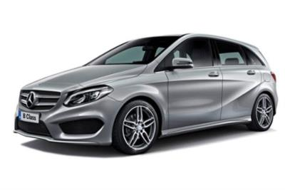 Mercedes Benz B Class Hatchback B200 156ps AMG Line 5dr 7g-dct Auto Business Contract Hire 6x35 10000