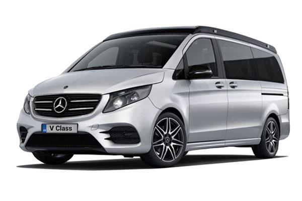 Mercedes Benz V Class V220d Marco Polo Sport 4dr Auto (Long) from £547.99 + VAT per month