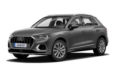 Audi Q3 Estate 35 TFSI S-Line 5dr [Comfort And Sound Pack] Business Contract Hire 6x35 10000