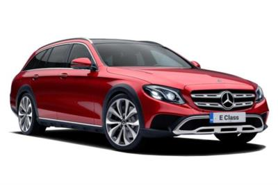 Mercedes Benz E Class Diesel Estate All Terrain E350d 258ps 4Matic 9G-Tronic Auto Business Contract Hire 6x35 10000
