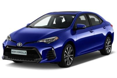 Toyota Corolla Petrol Hatchback 1.8 VVTi Hybrid Icon 5dr CVT Business Contract Hire 6x35 10000