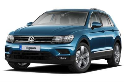 Volkswagen Tiguan Diesel Estate 2.0 Tdi 150 R-Line Tech 5dr Dsg Personal Contract Hire 6x35 10000