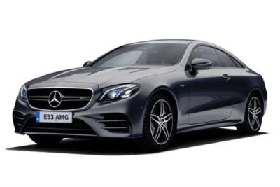 Mercedes Benz E Class AMG Coupe E53 4Matic+ Premium 4dr 9G-Tronic Business Contract Hire 6x35 10000