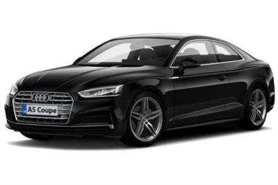 Audi A5 Coupe 35 Tfsi Black Edition 2dr S-Tronic Business Contract Hire 6x35 10000