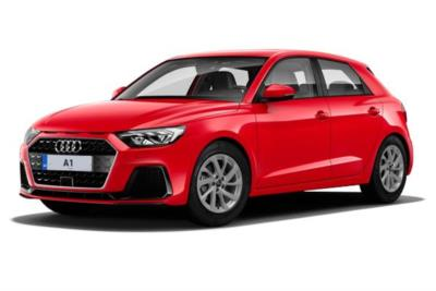 Audi A1 Sportback 30 Tfsi Se 5dr S-Tronic Business Contract Hire 6x35 10000