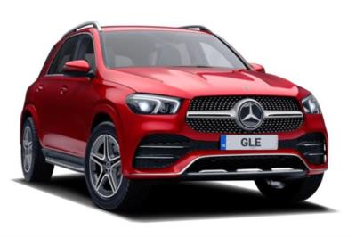 Mercedes Benz GLE Class Diesel Estate 350d 4Matic AMG Night Edition 5dr 9G-Tronic Business Contract Hire 6x35 10000
