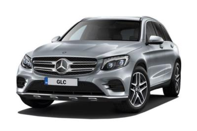 Mercedes Benz GLC Estate Special Editions 250d 4Matic AMG Night Edition Premium Plus 5dr 9G-Tronic Business Contract Hire 6x35 10000