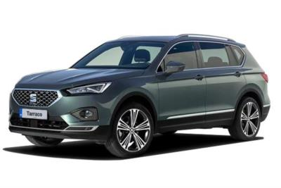 Seat Tarraco Diesel Estate 2.0 Tdi 190 Xcellence Lux 5dr DSG 4Drive Business Contract Hire 6x35 10000