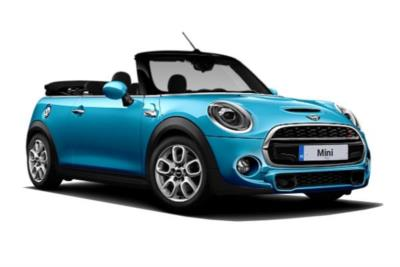 Mini Convertible 2.0 Cooper S Sport II 2dr Auto [Comfort/Nav Pack] Business Contract Hire 6x35 10000