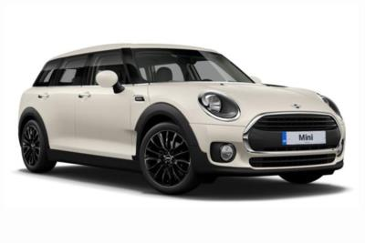 Mini Clubman Diesel Estate 1.5 One D City Classic 6dr Auto [Comfort/Nav Pack] Business Contract Hire 6x35 10000