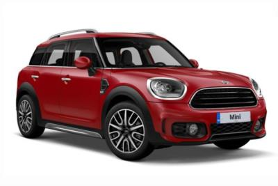 Mini Countryman 1.5 Cooper Exclusive All4 5dr Auto Business Contract Hire 6x35 10000
