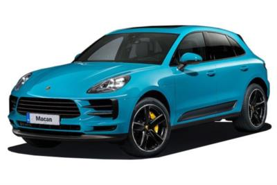 Porsche Macan Estate S 5dr PDK Auto Business Contract Hire 6x35 10000