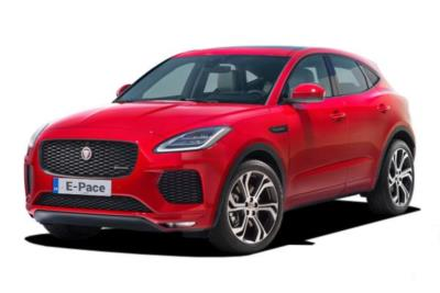 Jaguar E-Pace Estate Special Editions 2.0 S Black Edition 5dr Auto Business Contract Hire 6x35 10000