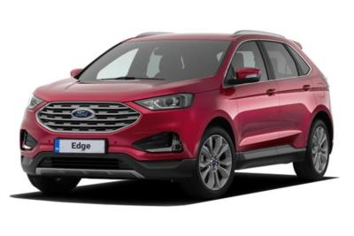 Ford Edge Diesel Estate 2.0 EcoBlue Titanium 5dr Auto 2WD Business Contract Hire 6x35 10000