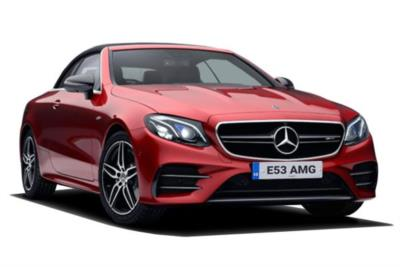 Mercedes Benz E Class AMG Cabriolet E53 4Matic+ Premium 4dr 9G-Tronic Business Contract Hire 6x35 10000