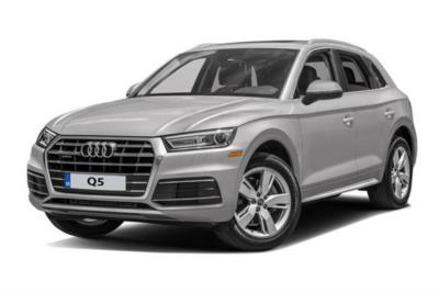 Audi Q5 Estate 45 Tfsi Quattro Black Edition 5dr S Tronic [Tech Pack] Business Contract Hire 6x35 10000