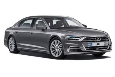 Audi A8 Saloon L 55 Tfsi Quattro S-Line 4dr Tiptronic [Comfort & Sound Pack] Business Contract Hire 6x35 10000