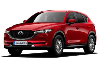 Mazda CX-5 Diesel 2.2d [184] Sport Nav+ 5dr AWD [Safety Pack] Business Contract Hire 6x35 10000
