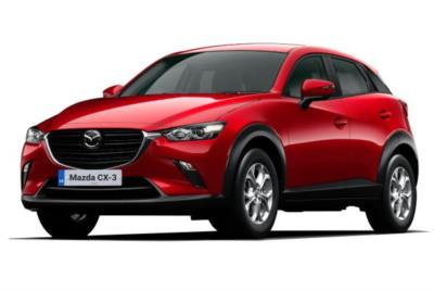 Mazda CX-3 Hatchback 2.0 Se Nav+ 5dr Business Contract Hire 6x35 10000