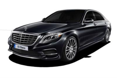 Mercedes Benz S Class Diesel Saloon S350 BlueTec AMG Line 4dr Auto (Executive Pack) Business Contract Hire 6x35 10000
