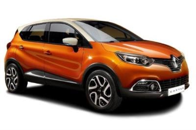 Renault Captur Hatchback 0.9 TCE 90 Iconic 5dr Business Contract Hire 6x35 10000