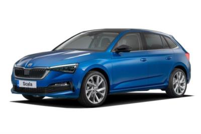 Skoda Scala Hatchback 1.5 Tsi Se L 5dr DSG Business Contract Hire 6x35 10000