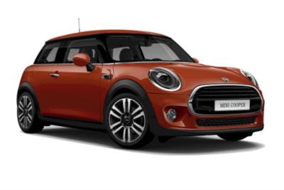 Mini Hatchback 1.5 Cooper Exclusive II 3dr Auto [Comfort Pack] Business Contract Hire 6x35 10000