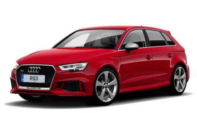 Audi Rs3 Sportback Tfsi 400 Quattro 5dr S-Tronic Business Contract Hire 6x35 10000