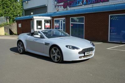 Aston Martin V8 Vantage Roadster Special Edition N400 2dr Sportshift Business Contract Hire 6x35 10000