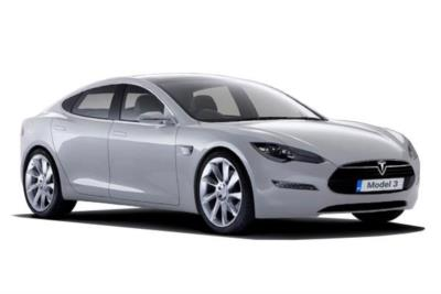 Tesla Model 3 Saloon Standard Plus 4dr Auto Business Contract Hire 6x23 10000